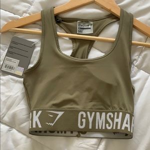 Gymshark Fit Sports Bra - XS